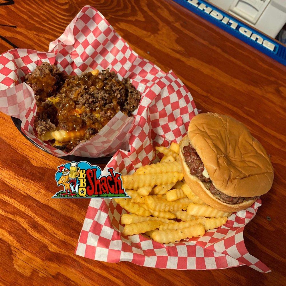 BBQ Shack: 909 US Highway 77A, North Yoakum, TX