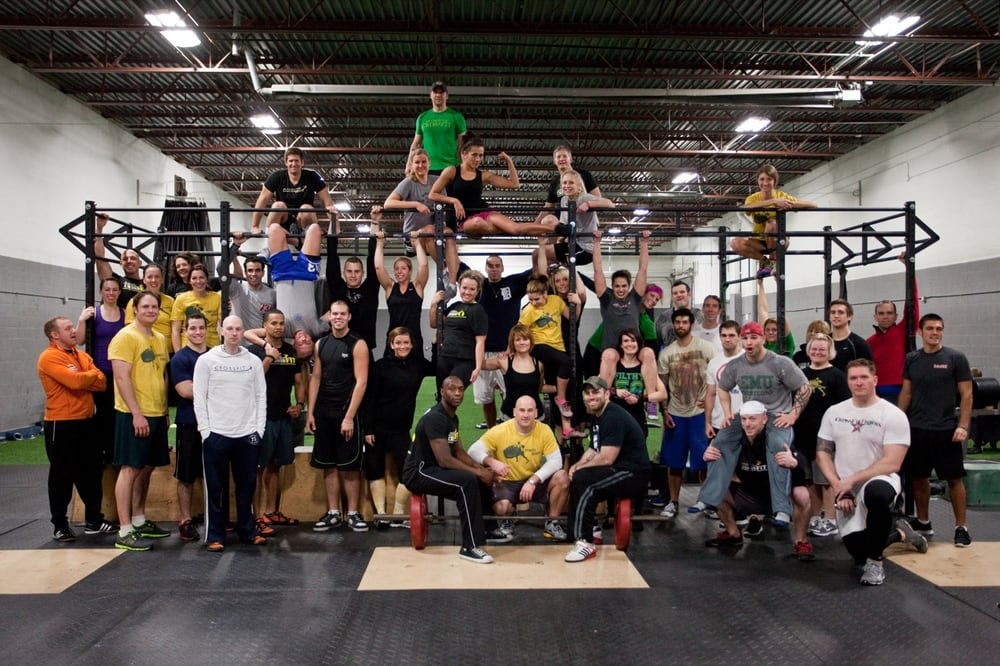 Plymouth CrossFit