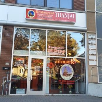 Thanjai Restaurant Montreal Qc