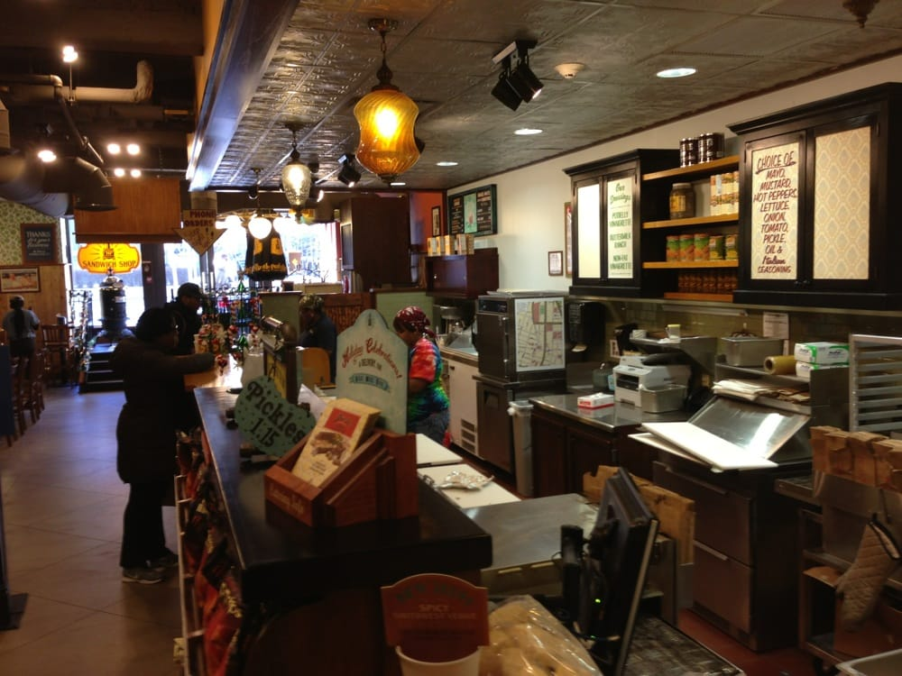 potbelly sandwich shop order food online 21 photos 51 reviews sandwiches downtown. Black Bedroom Furniture Sets. Home Design Ideas