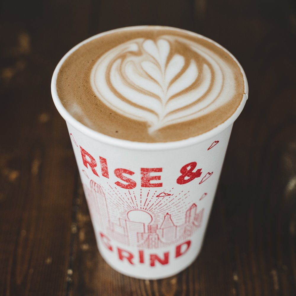 Rise & Grind Coffee and Tea