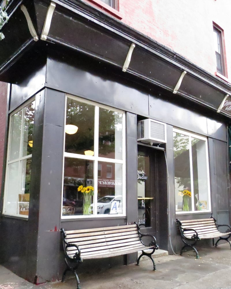Cafe Pedlar Brooklyn Ny