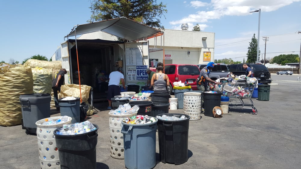 OG recycling: 6300 White Ln, Bakersfield, CA