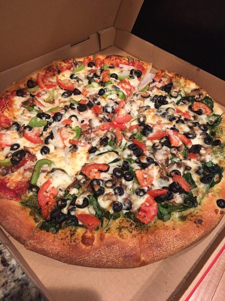 Frankie's Pizza: 27317 Maple Valley Black Diamond Rd SE, Maple Valley, WA