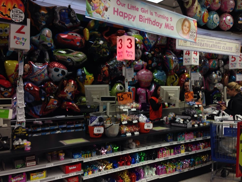 Party City Edgewater Nj Phone Number