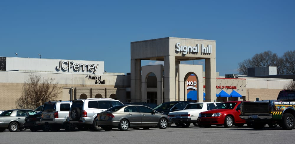 Signal Hill Mall Restaurants