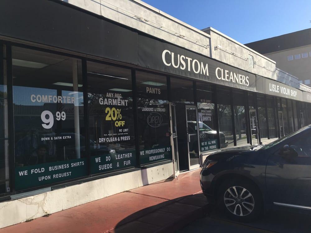 Custom Cleaners