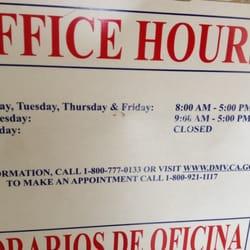 Department of motor vehicles 21 photos 99 reviews for Motor vehicle department phone number