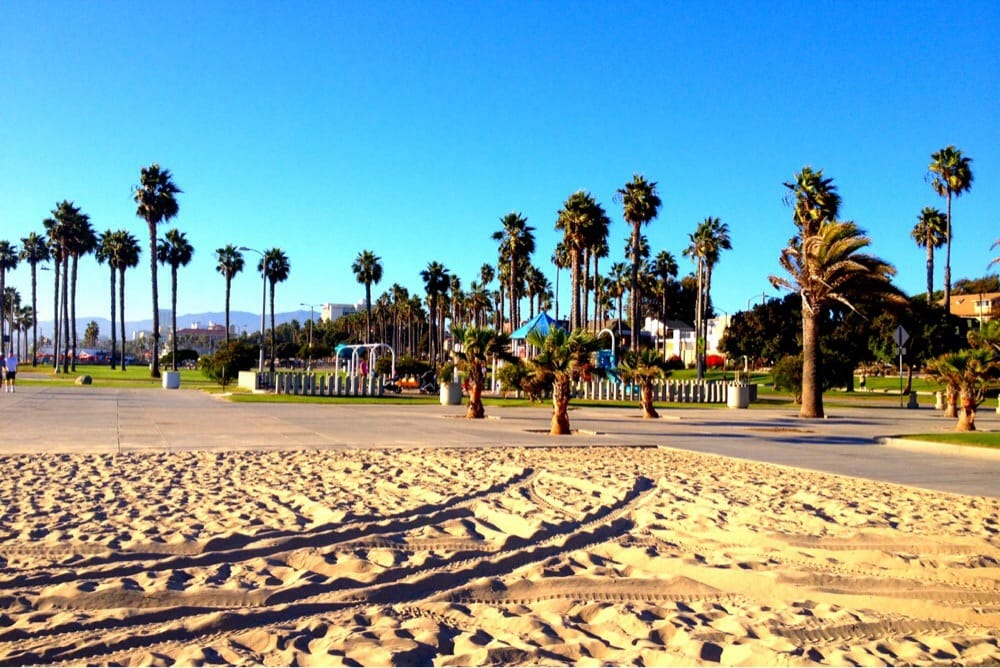 Photo Of Santa Monica State Beach Ca United States