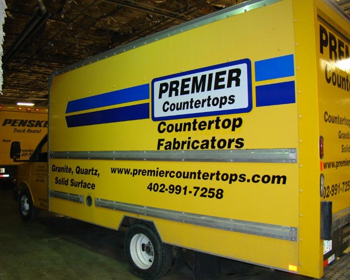 Photo Of My Sign Company   Omaha, NE, United States. Premier Countertops