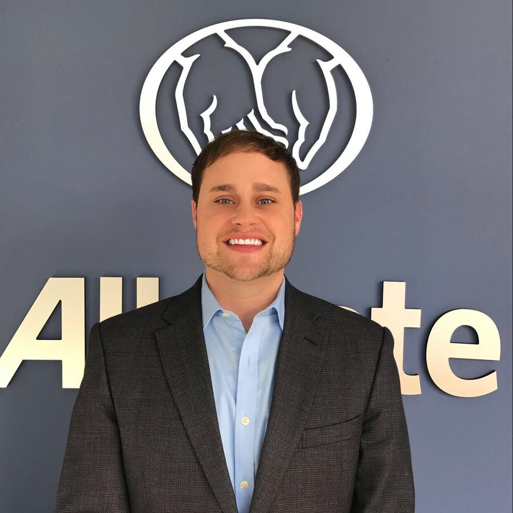 Allstate Check: Allstate Insurance: Brian Parker
