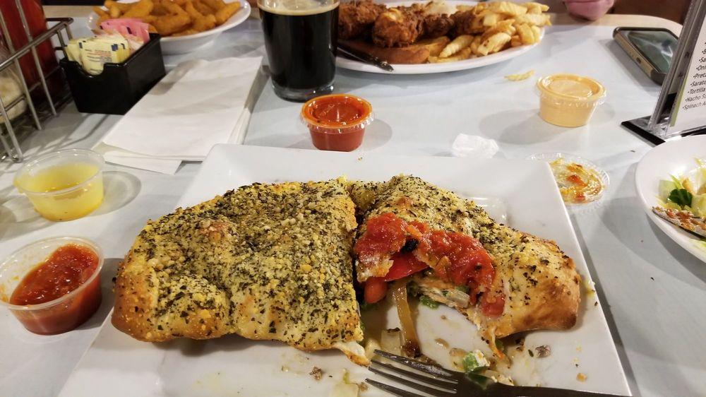 Carmelas Pizzeria: 2015 S Dayton Lakeview Rd, New Carlisle, OH