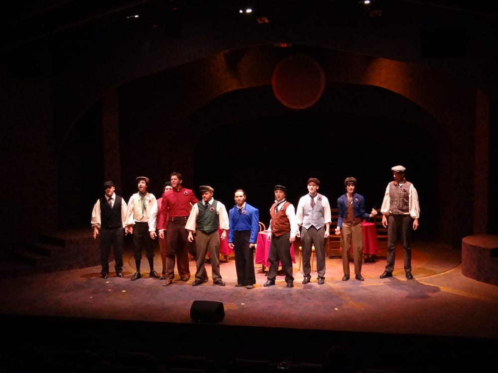 From FTC's 2014 production of LES MISERABLES - Yelp
