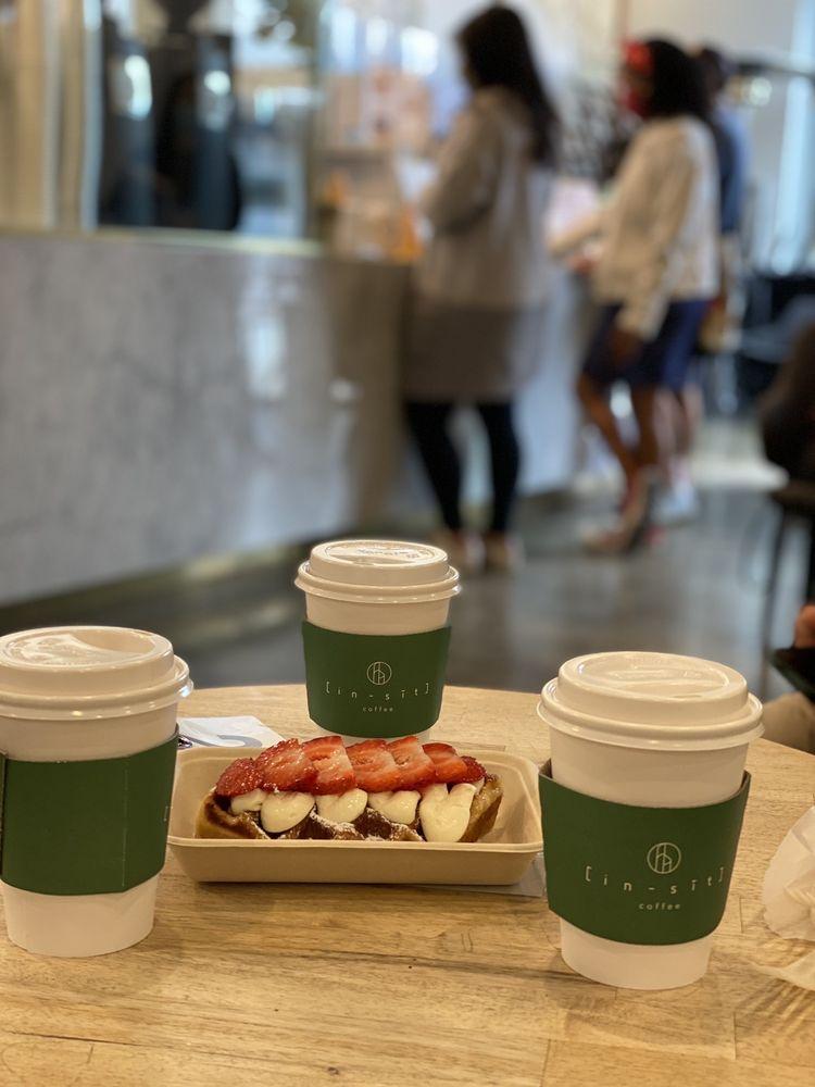 Social Spots from In-sīt Coffee