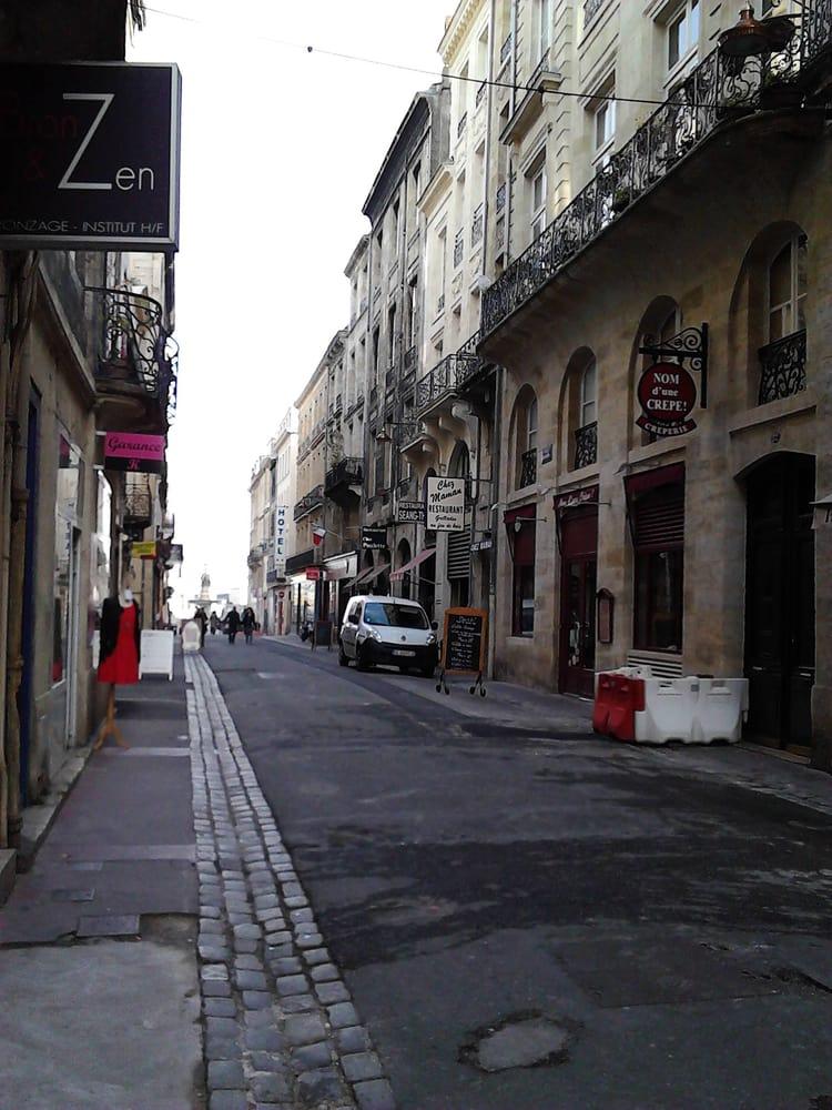 Rue saint r mi sehensw rdigkeiten rue saint r mi for Hotel rue lafaurie monbadon bordeaux