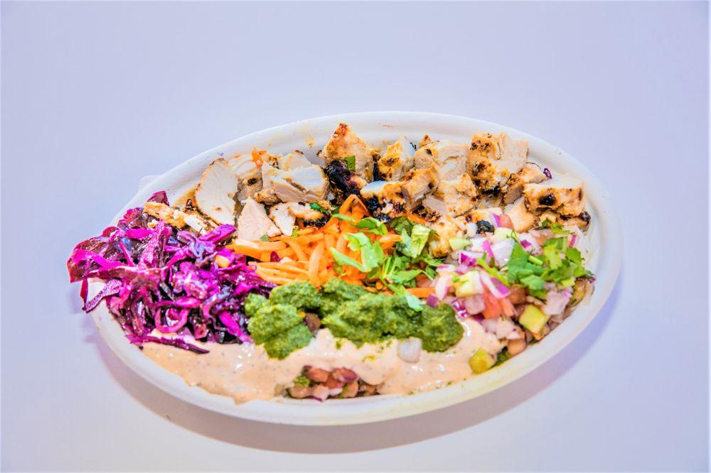 Salad Bowl - Yelp