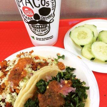 photo of backyard taco mesa az united states birria and chicken