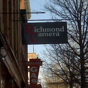 Richmond Camera - Photography Stores & Services - 213 W Broad St ...