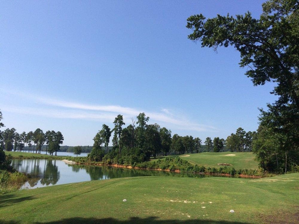 Arrowhead Pointe Golf Club: 2790 Olympic Rowing Dr, Elberton, GA