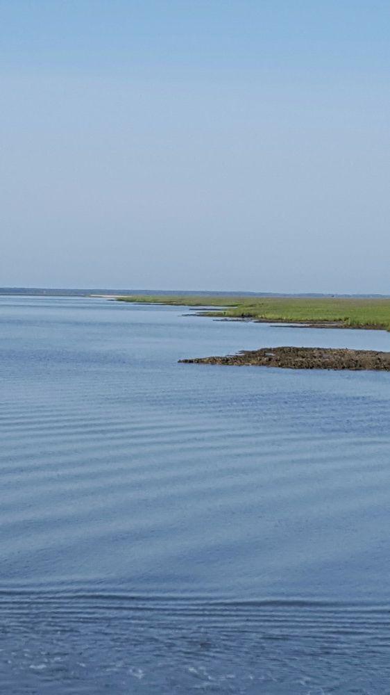 Bull Island Ferry: 514 Mill St, Awendaw, SC