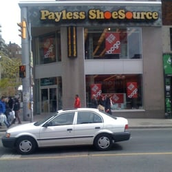 c4bf1158a1a Payless Shoesource - CLOSED - Shoe Stores - 673 Yonge Street