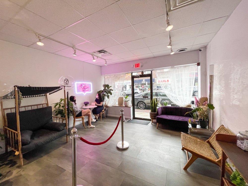 Kubo Coffee And Creamery: 226 Franklin Ave, Nutley, NJ