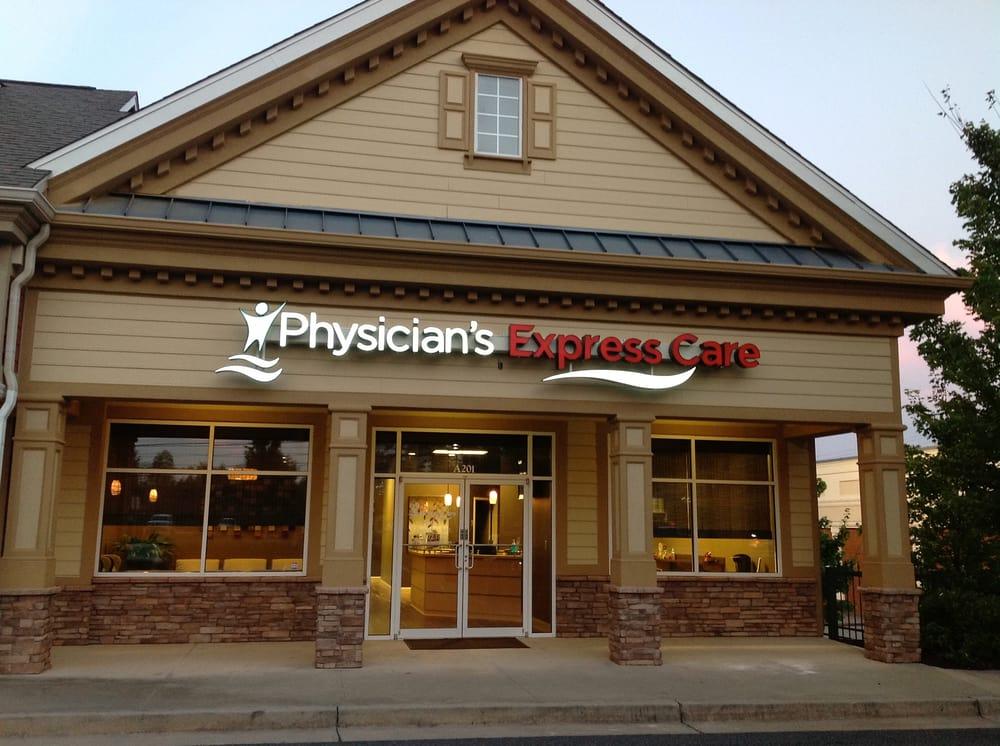 Physicians Express Care- Johns Creek