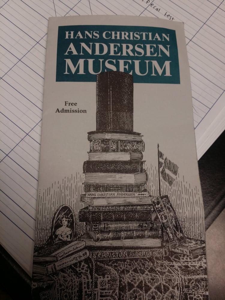 Hans Christian Andersen Museum 41 Photos 34 Reviews