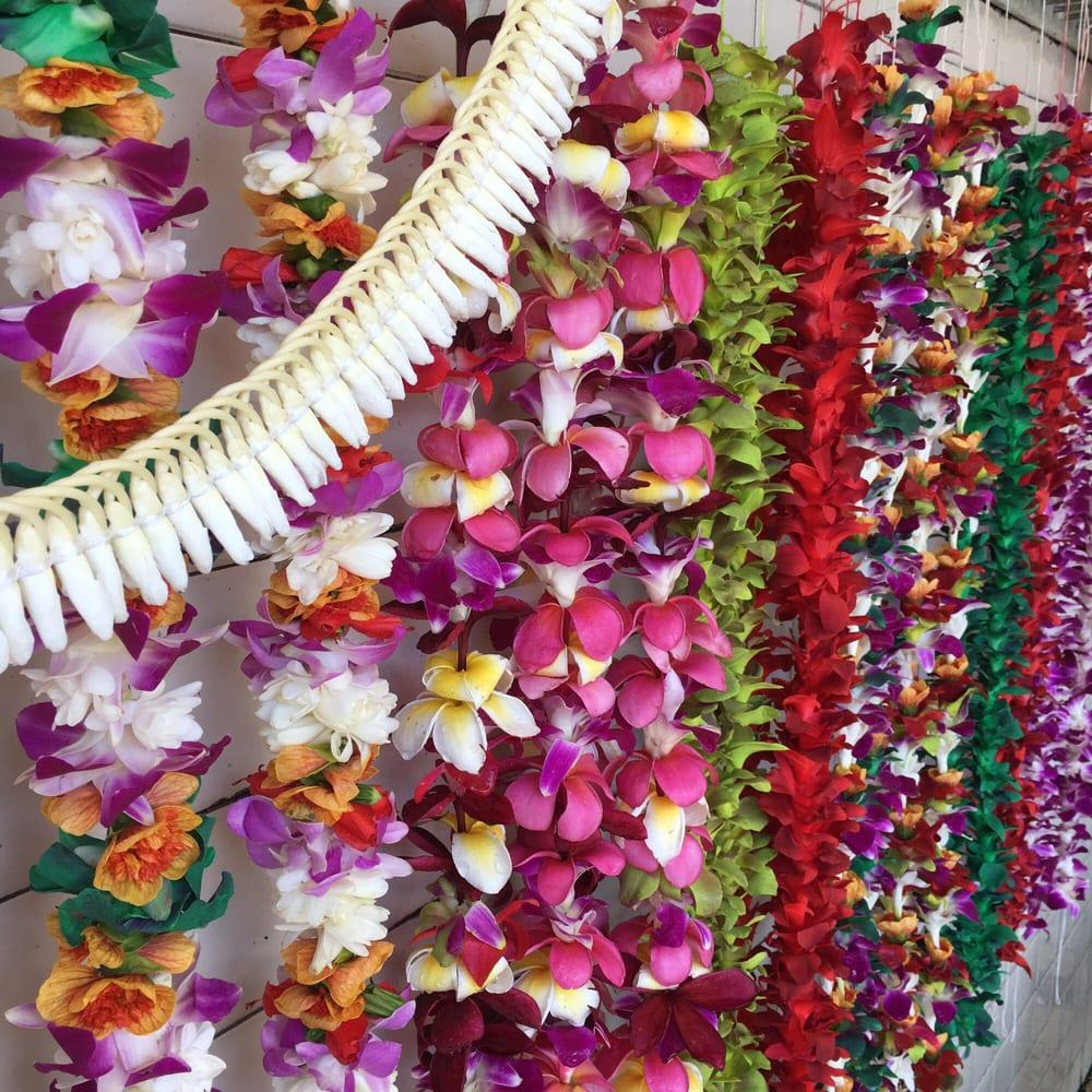 Dorothys Lei Stand Florists 300 Rodgers Blvd Honolulu Hi