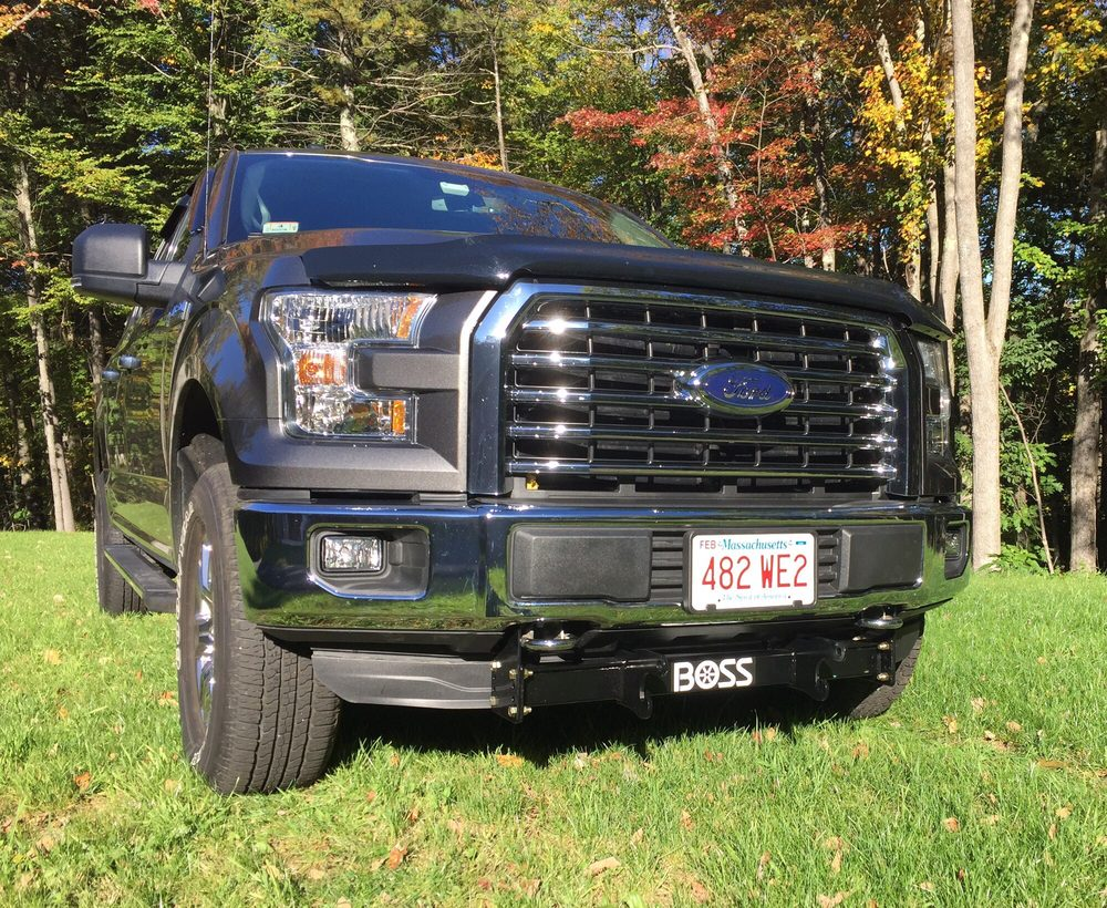 2016 Ford F 150 Without Boss Plow Attached Yelp
