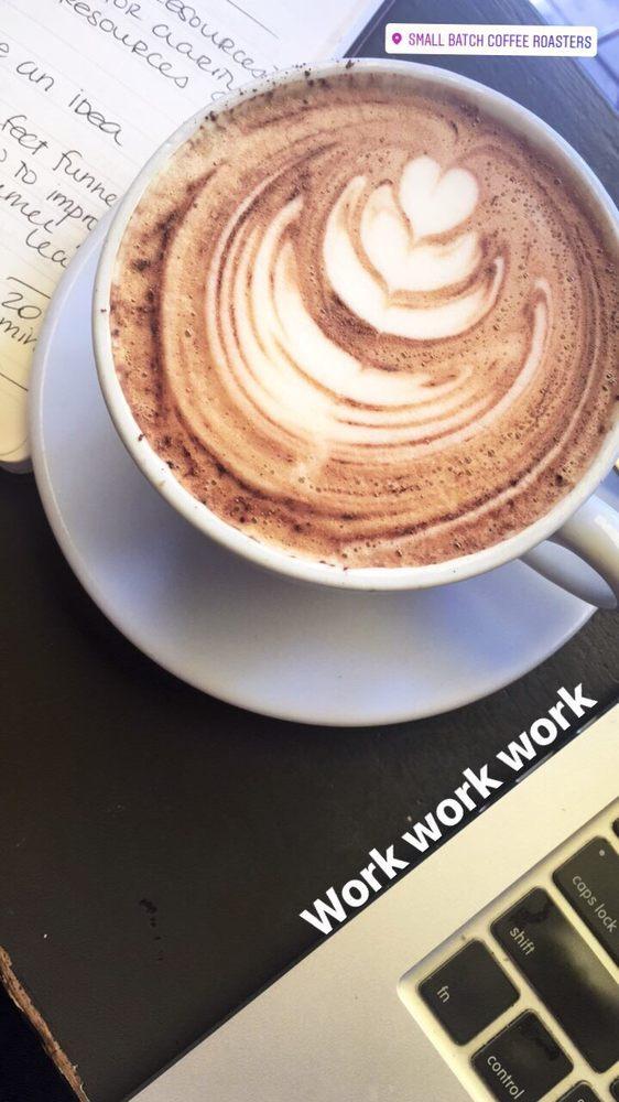 Small Batch Coffee Company: 70 Goldstone Villas, Hove, BNH