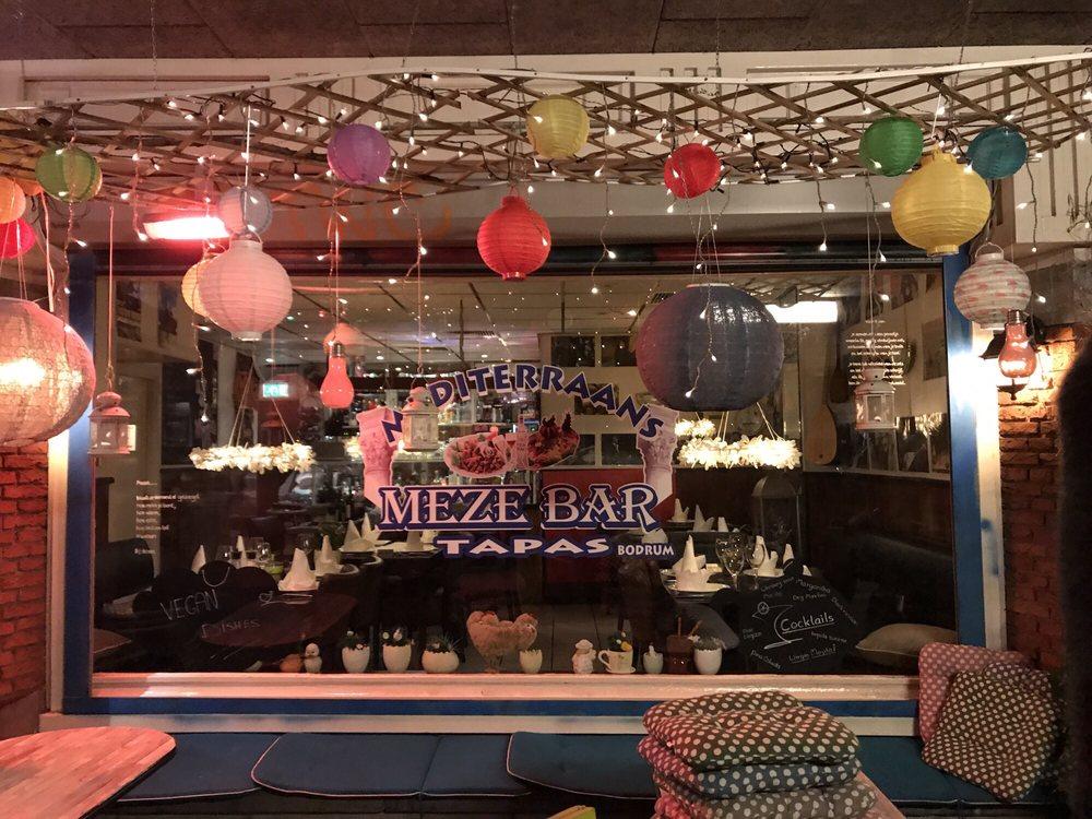 Mezebar Bodrum: Surinamestraat 5, Amsterdam, NH