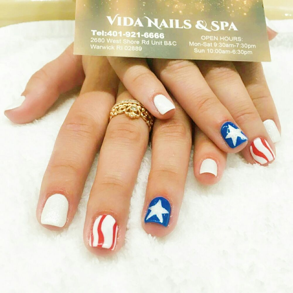 July 4 Nail Design - Yelp