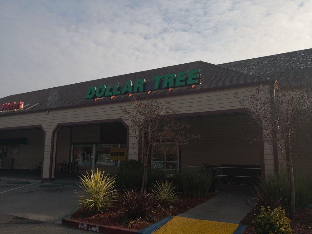 Dollar Tree: 1260 Lake Blvd, Davis, CA