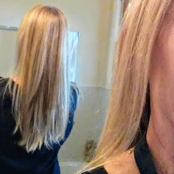 Photo Of Shag Hair Design   Los Angeles, CA, United States. Great Highlights