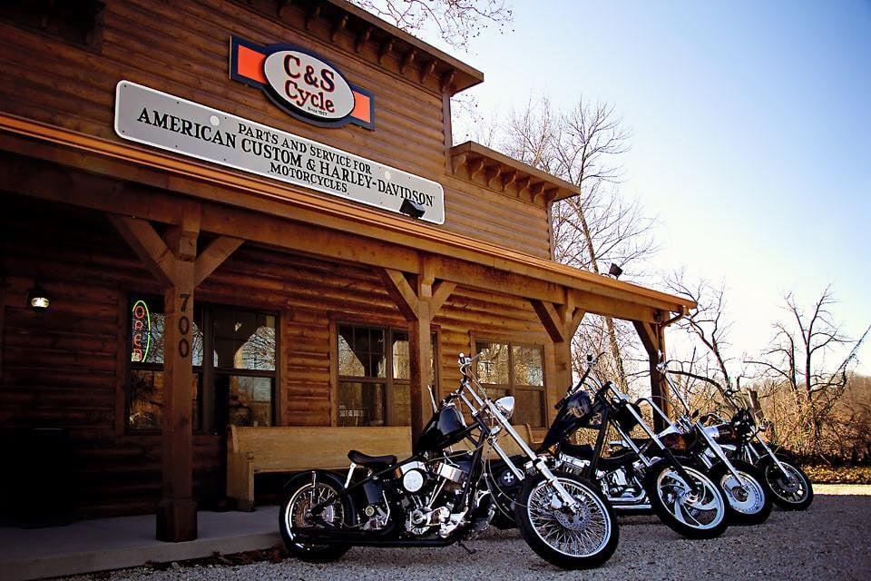C&S Cycle: 700 Hwy K, Imperial, MO