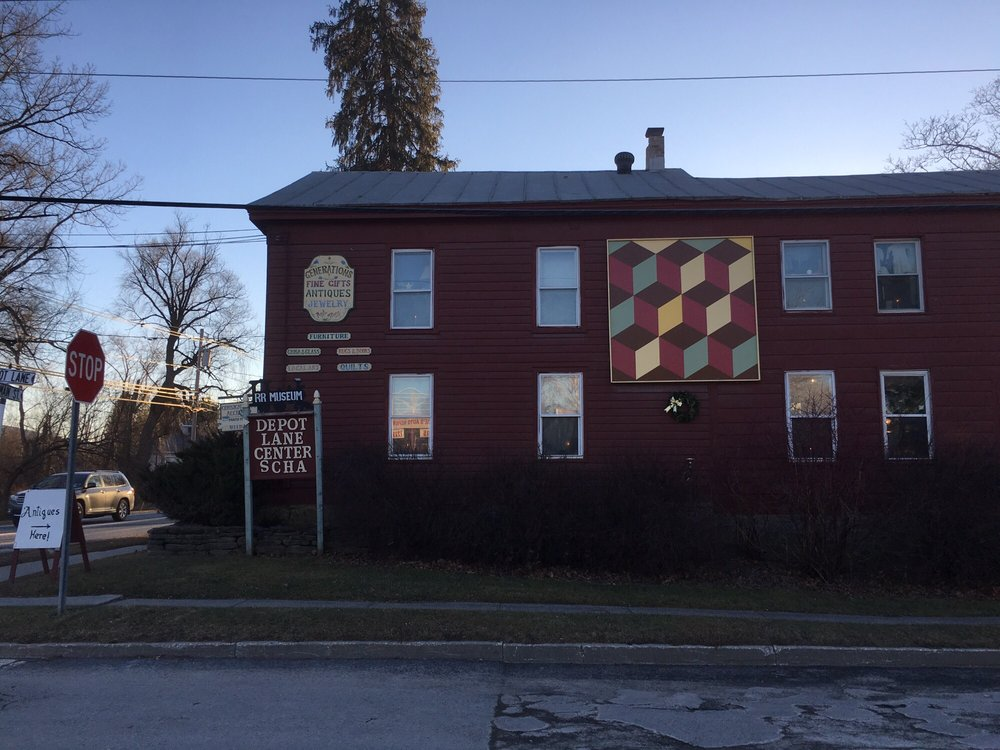 Generations Antiques & Gifts: 397 Main St, Schoharie, NY