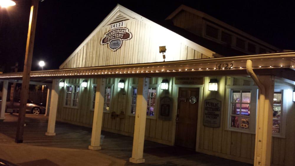Hamburger Factory Family Restaurant Poway Ca