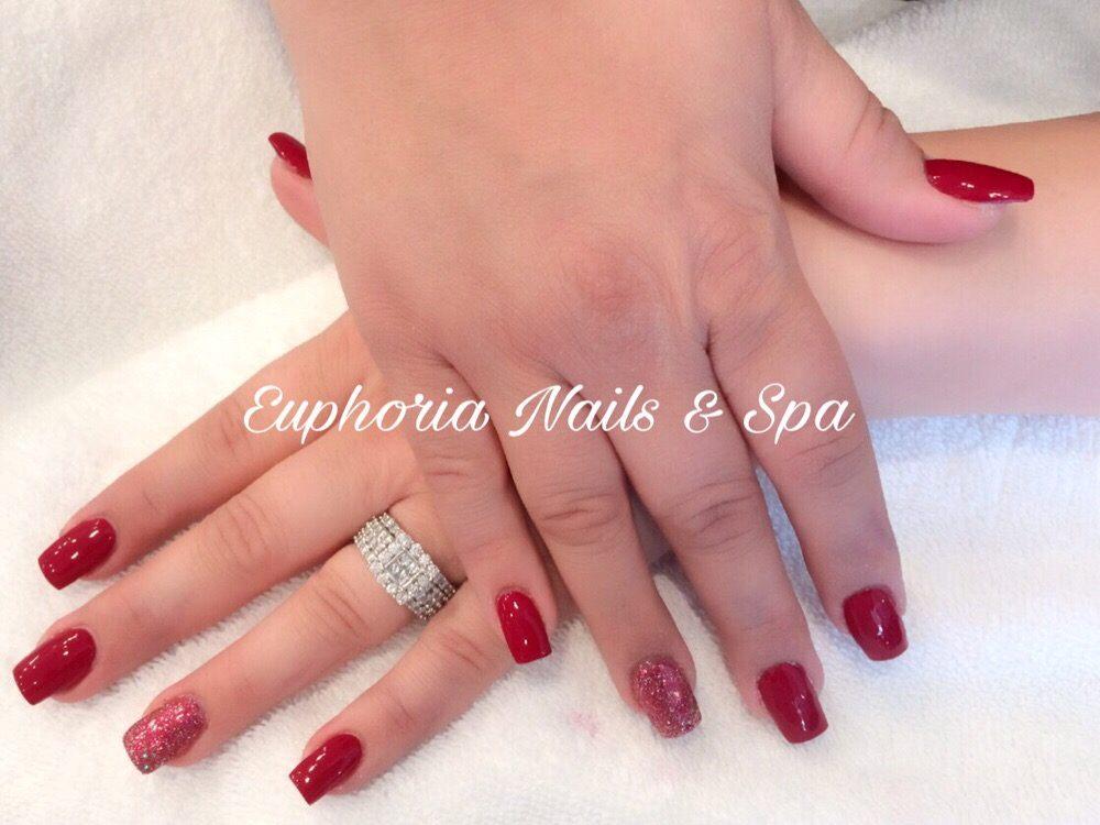 By tina yelp for Euphoria nail salon