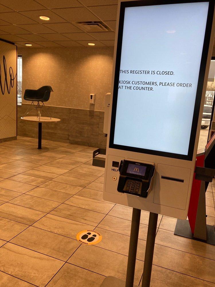 McDonald's: 1260 Constitution Ave, Ashdown, AR