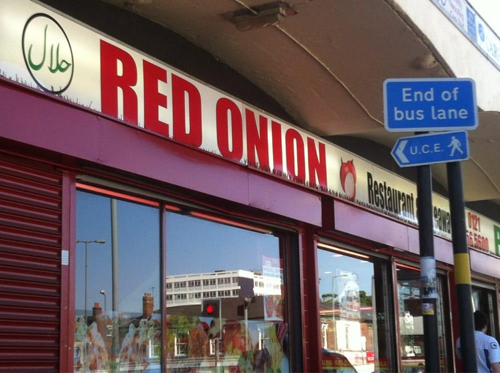 Red onion restaurant