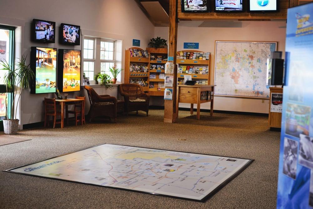 Central Florida's Visitor Information Center