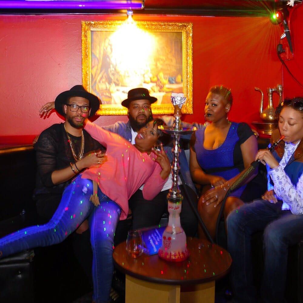 Sharifa's Hookah Bar And Lounge: 730 Broad St, Augusta, GA