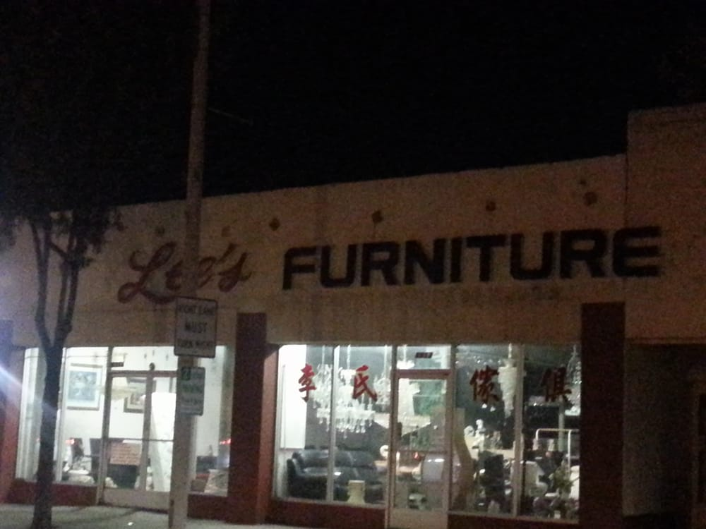 Lee Furniture Furniture Stores 8952 Valley Blvd Rosemead Ca Phone Number Yelp