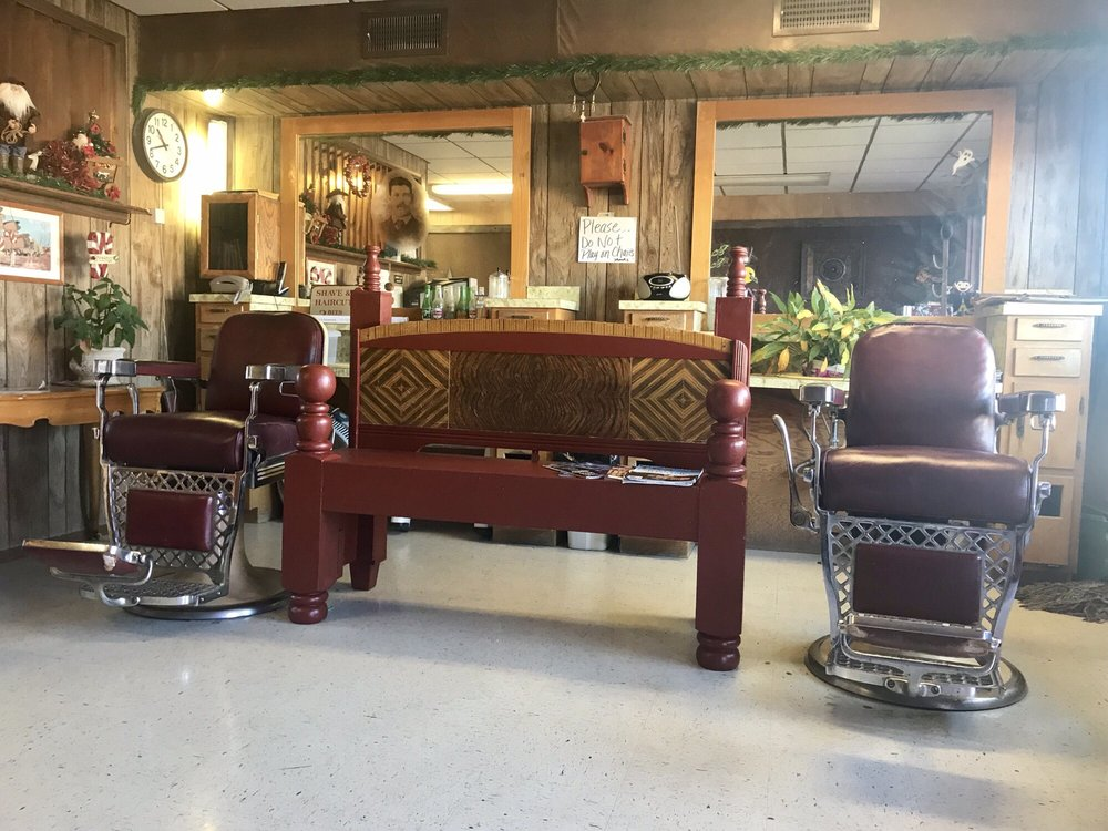 Novak's Barber Shop: 706 E Ave E, Alpine, TX