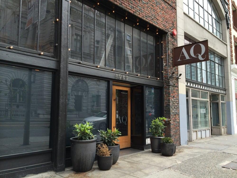 Photo of AQ Restaurant & Bar - San Francisco, CA, United States