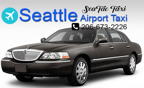 Seattle Airport Taxi