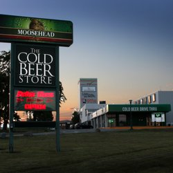 0e9ebf82d5f Moosehead Cold Beer Store - 13 Photos - Breweries - 656 Windmill ...