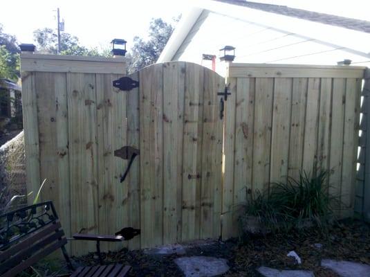 Wekiva Area Custom Bear Friendly Fence Yelp