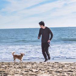 Photo Of Huntington Dog Beach Ca United States Baywatch Ain